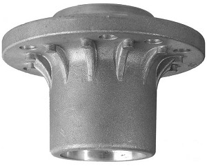 Replacement Spindle For Exmark Lazer Z Deck Spindle Assembly No. 103-2547