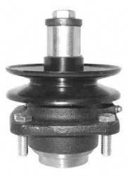 "Replacement Spindle For Dixon 42"" Deck Right Hand Spindle Assembly No. 8340"