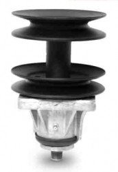 "Replacement Spindle For MTD 46"" Deck Spindle Assembly No. 918-0595"