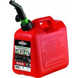Briggs & Stratton Gas Can # 85023 2.5 Gallon