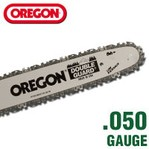 "Oregon 18"" Double Guard Chainsaw Bar # 180PXDD176"