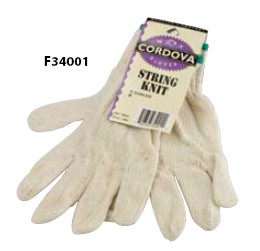 Cordova Gloves  Cotton String Knit # F34001
