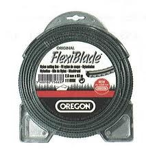 "Oregon Flexiblade Trimmer line 0.138"" Gauge Dounut Package Footage 89'"