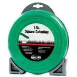 "Oregon Green Gator Line Round Trimmer line .170"" Gauge 1 Lb Dount Package Footage 92'"