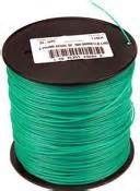 "Green Round Trimmer line .105"" Gauge 5 Lb Spool Package"