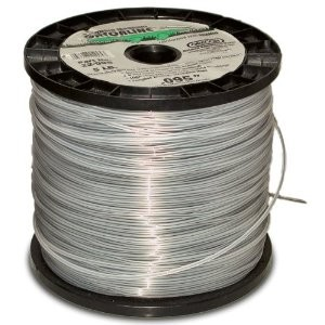 "Oregon Super Twist Magnum Gatorline Round Trimmer line .118"" Gauge 5 Lb Spool Package Footage 915'"
