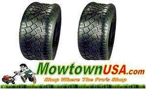 New CST Mowku Tire Set 18x950x8 4 Ply Tubeless 2 Tire Set