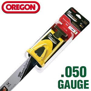 "Oregon 18"" PowerSharp Bar Only with Sharpener (62 Drive Links) # 539457"