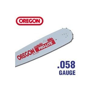 "Oregon 15"" Pro Lite Chainsaw Bar # 158SLGK041"