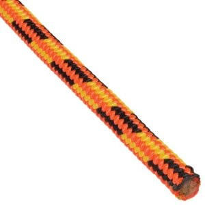 "XTC-24 Blaze Line 24 Strand Climbing Rope By Yale 1/2"" x 150"" Spliced Eye"